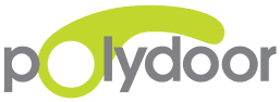 דלתות פולידור, תחשבו פתוח Polydoor Logo