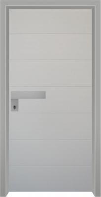 דלת כניסה מעוצבת בסיגנון מודרני 1033