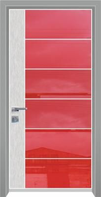 דלת כניסה מעוצבת מסדרת יהלום 1057