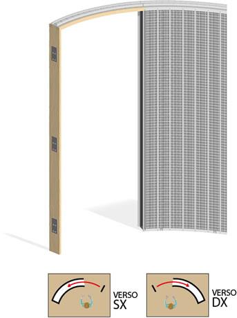 כיס לקיר מעוגל -05