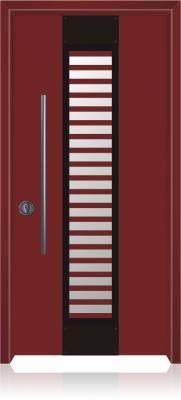 1505 דלת כניסה מעוצבת הייטק