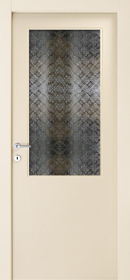 דלתות צבועות בתנור 7 שכבות