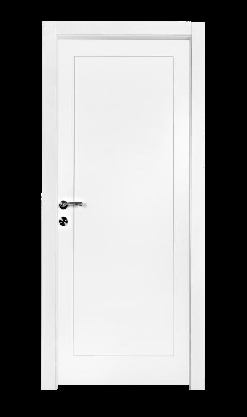 דלת למינטו מדגם חריטה דקה פאנל אחד