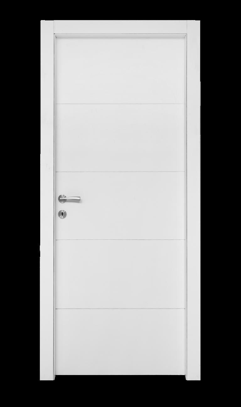 דלת למינטו קואטרו 4 חריטות לרוחב