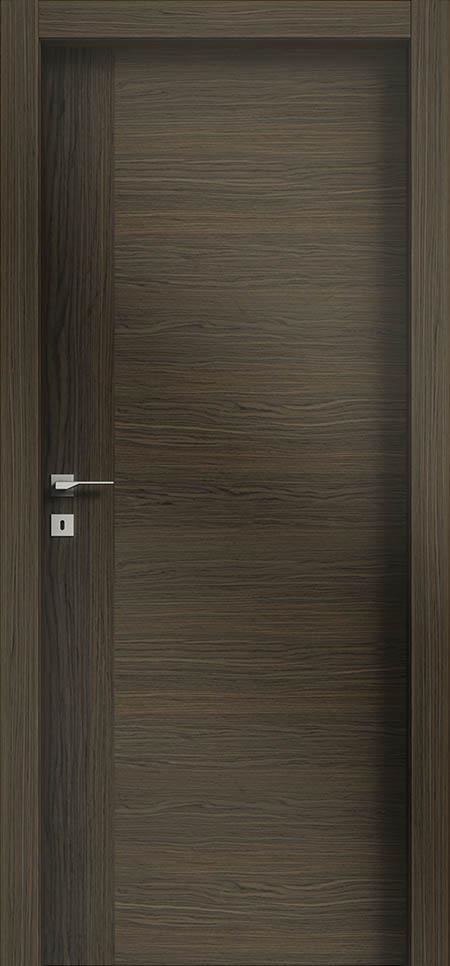 דלת פורניר מדגם MORO STRIP