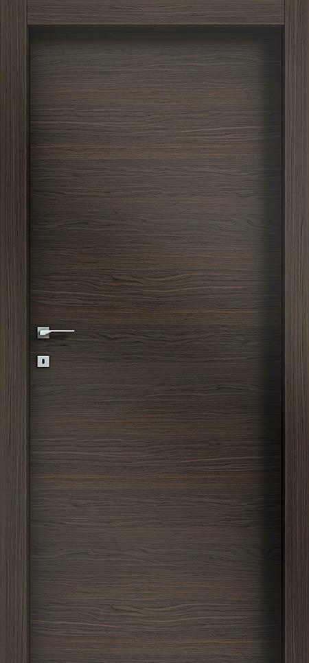 דלת פורניר מדגם MORO