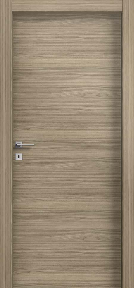 דלת פורניר מדגם NOCCIOLA
